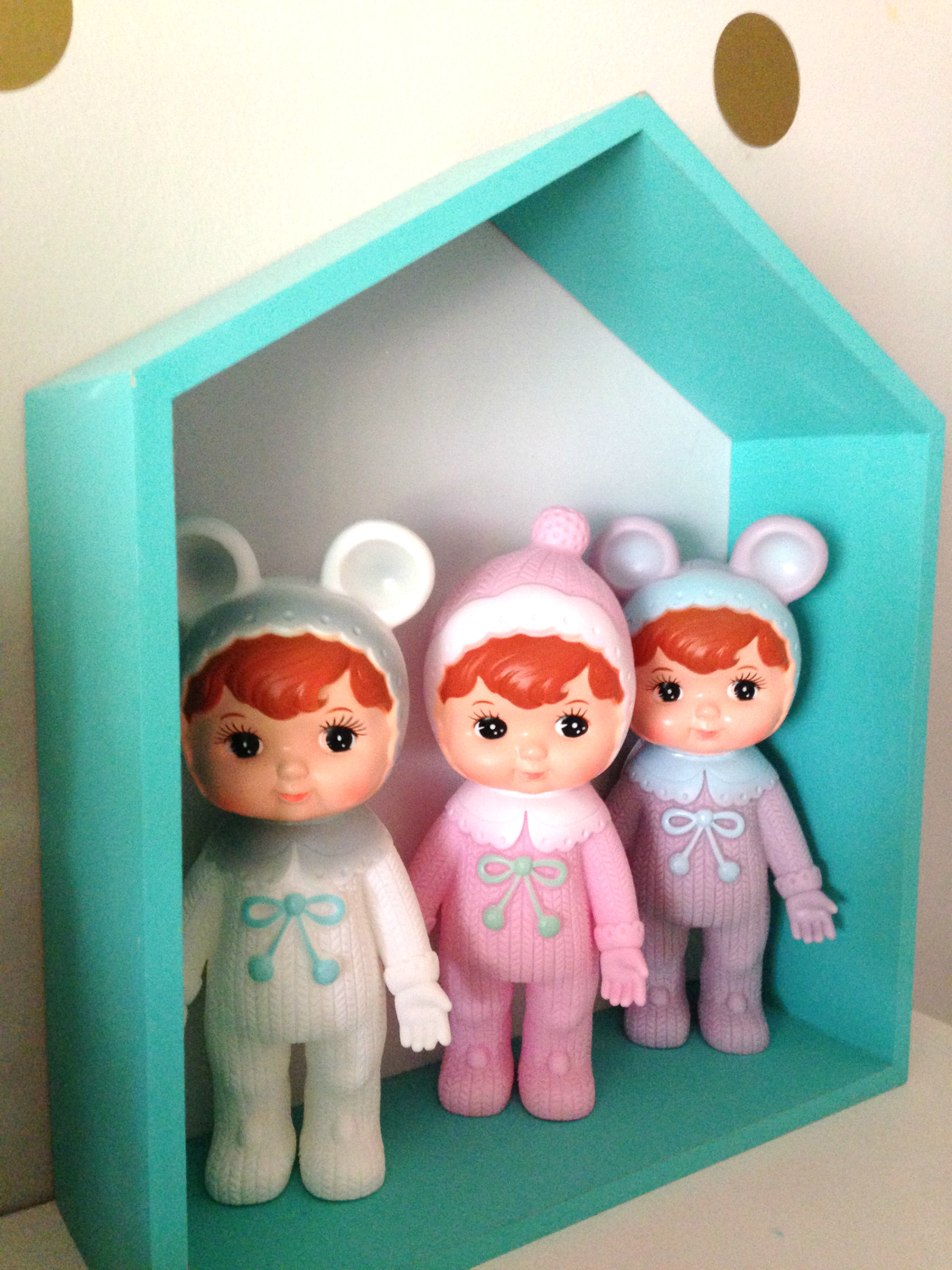 Lapin and me dolls