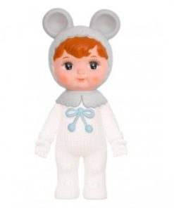 Lapin and Me Woodland Doll Snow Grey