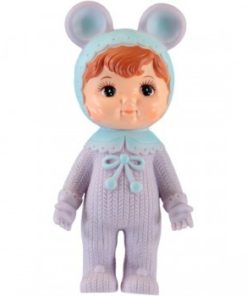Lapin and me Woodland Doll Lilac
