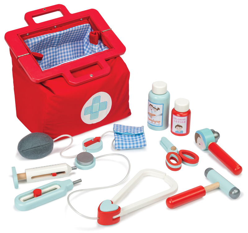 Kids Doctor's Set by Le Toy Van