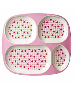 Kids Meal Tray Strawberry