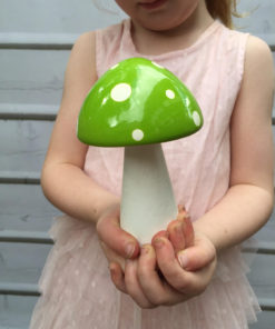 fairy toadstool green
