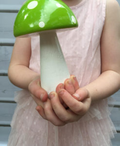 green fairy toadstool