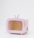 mini tv box pink