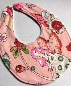 fairy dribble bib
