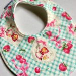 red riding hood bib