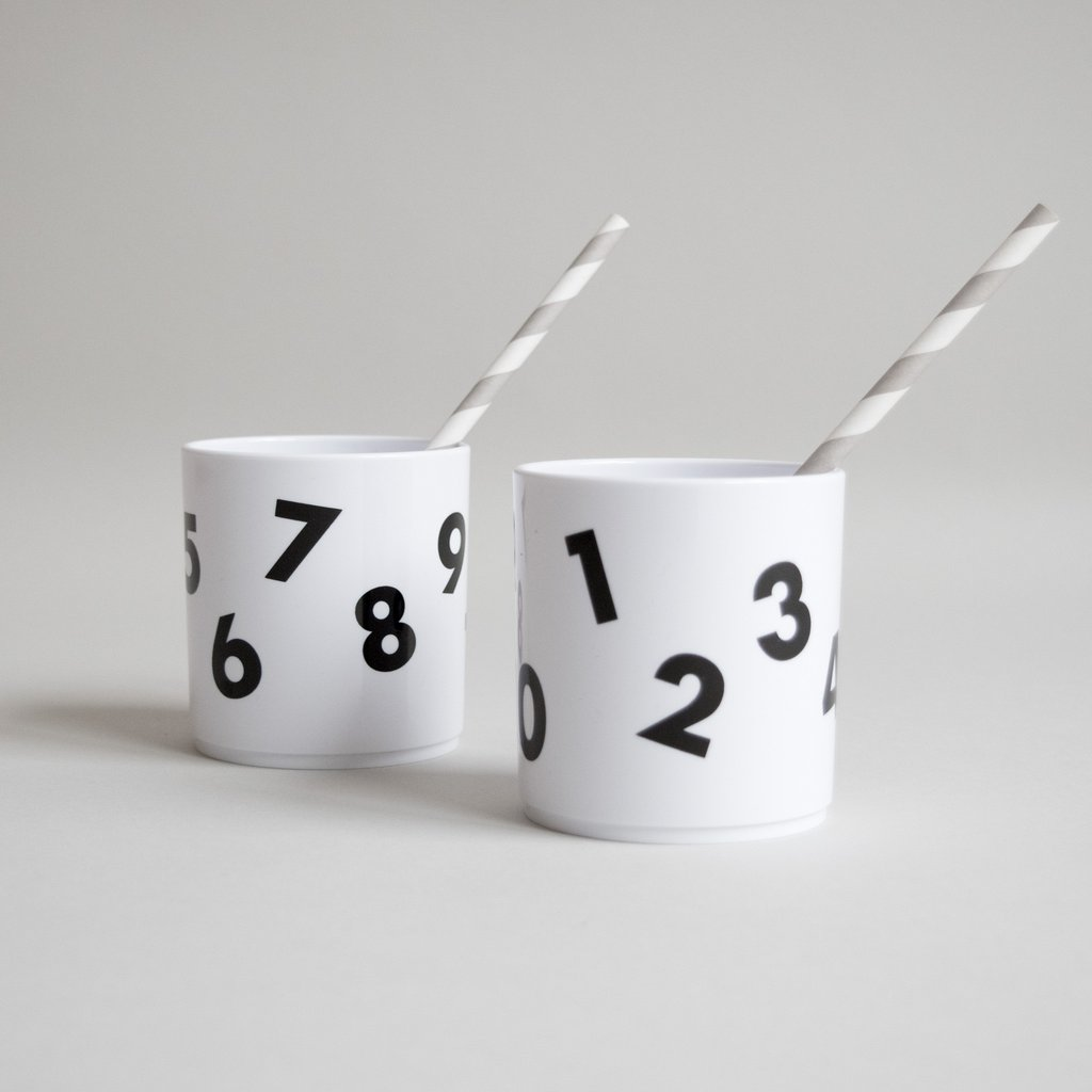 number cup