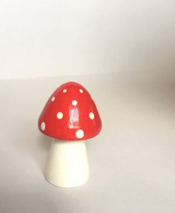 kids decor toadstool